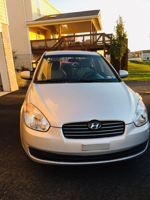 Hyundai accent 2011, silver in really good condition, clean title for Sale in Clairton, PA