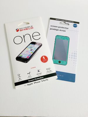 Zagg screen protector iPhone 5/5s/5c for Sale in Odessa, FL