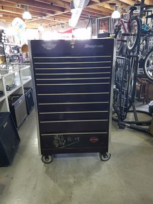 Snap-On 95th Anniversary Harley Davidson Edition Tool Box ( Ref#Cap ) for Sale in Phoenix, AZ