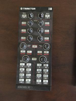 DJ EQUIPMENT: TRAKTOR Kontrol X1 for Sale in Las Vegas, NV