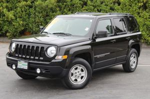 2015 Jeep Patriot 4WD for Sale in Marysville, WA