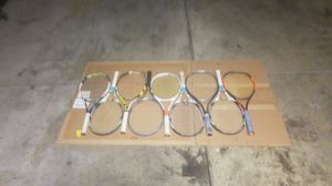 Set of 9 Tennis Raquets for Sale in Gilbert, AZ