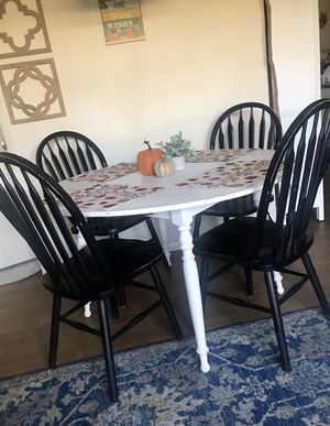 Farmhouse Dining Table & Chairs for Sale in Escondido, CA