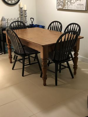 Pottery Barn Table (Chairs Excluded) MUST SELL ASAP for Sale in West Palm Beach, FL