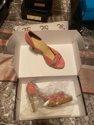 Pink heels for Sale in Los Angeles, CA