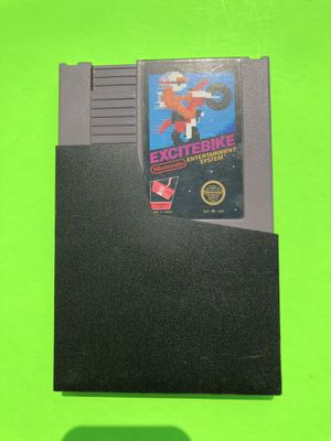 Original Nintendo NES Excitebike for Sale in Missoula, MT