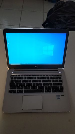 HP i7 intel slim Elitebook laptop for Sale in Pembroke Pines, FL