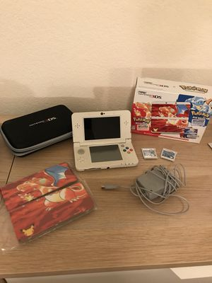 Nintendo 3DS 20th Anniversary Pokémon Edition for Sale in Los Angeles, CA