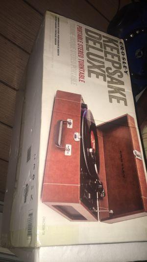 Crosley Portable Stereo Turntable for Sale in Bristol, TN