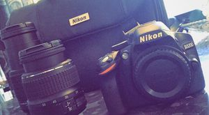 Nikon D3200 camera for Sale in Santee, CA