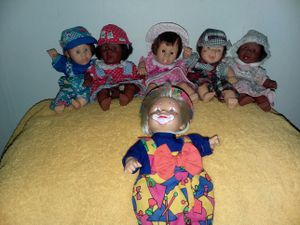 COLLECTABLES BEANIES BABY DOLLS!!! for Sale in Grosse Pointe, MI