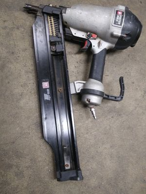 PORTER CABLE FR350B NAIL GUN FOR $100 for Sale in Long Beach, CA