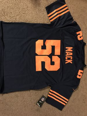 Stitched Mack jersey size L for Sale in Davenport, IA