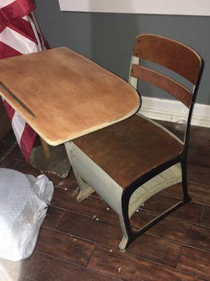 Antique School Desk for Sale in Cumming, GA