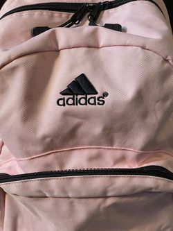 Very Clean, Large Adidas Pink Backpack With Black Detail for Sale in West Bloomfield Township,  MI