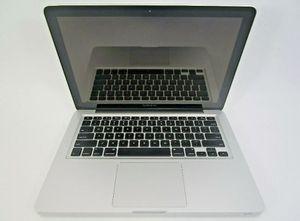 Apple MacBook Pro 13inch 2012 core i5, 8gb, 500gb HDD for Sale in Princeton, NJ