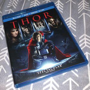 Thor [Blu-ray/DVD] [2011] for Sale in Marietta, GA