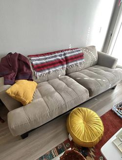 Couch with Pull Out Bed for Sale in Austin,  TX