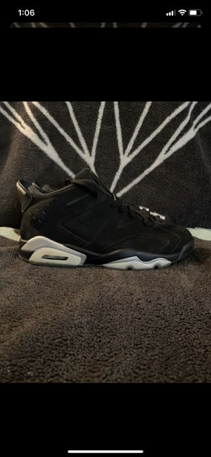 Jordan Retro 6 Low Chrome. Men's 9.5. for Sale in Montclair, CA