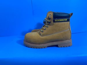 New steel toes boots size 8 for Sale in Hacienda Heights, CA