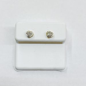 10K Yellow Gold & Diamond Earrings for Sale in Indianapolis, IN
