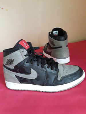 Men's Nike Air Jordan 1 Retro High Camo 3M Shadow Size 12 (WORN ONCE) for Sale in Marietta, GA
