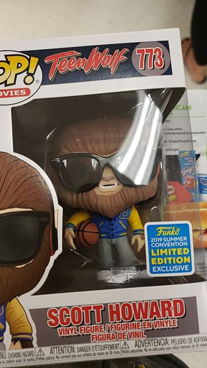 Funko Pop! Scott Howard (SDCC) for Sale in Upland, CA