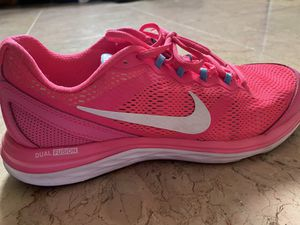 Nike shoes-hot pink women's size 9 for Sale in Palos Verdes Estates, CA