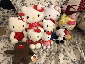Hello Kitty collection for Sale in Fremont, CA