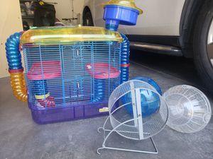 Large hamster cage for Sale in Littleton, CO