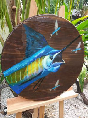 On art patio Outdoors for Sale in Port St. Lucie, FL