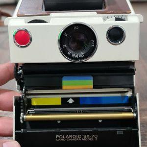Vintage Poloriod Sx-70 Model 2 Camera for Sale in Corona, CA