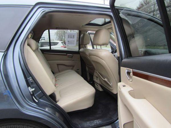 2009 Hyundai Santa Fe
