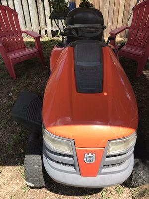 Husqvarna riding lawn mower for Sale in Ocoee, FL