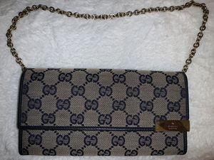 Gucci wristlet/Pouchette /wallet for Sale in Las Vegas, NV