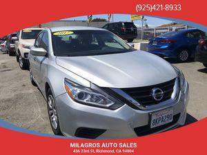 2017 Nissan Altima for Sale in Richmond, CA
