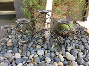 5 tier Candle Holder for Sale in Bulverde, TX