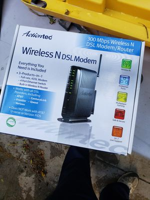 Actiontec Wireless DSL Modem for Sale in Miami, FL