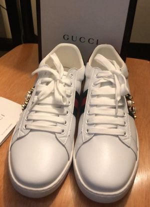 Gucci sneakers,8 US for Sale in Philadelphia, PA