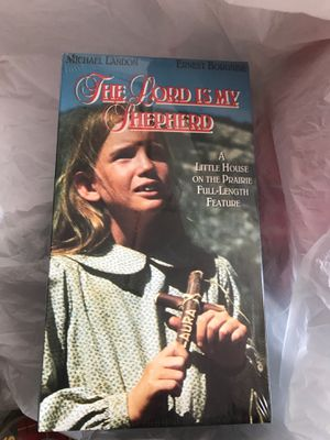 The lord is my Shepard vhs new for Sale in Grandville, MI
