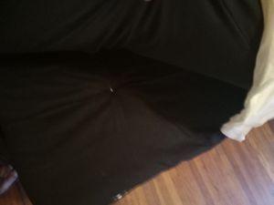 Black futon mattress for Sale in Columbus, OH