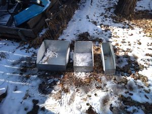 Nesting boxes or parts bins for Sale in Haysville, KS