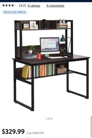 Computer desk home office for Sale in Anaheim, CA