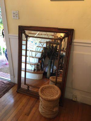 Antique mirror. Estate sale. 242 SW 21st Rd, Miami 33129 for Sale in Miami, FL