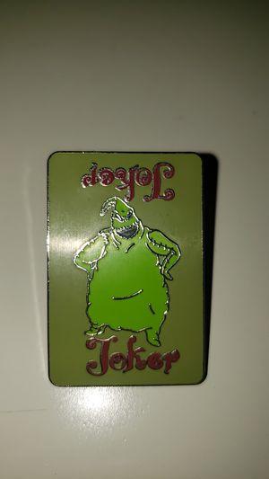 Disney Oogie boogie pin for Sale in Manteca, CA