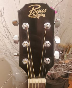 Rogue Guitar with Stand for Sale in Glendale Heights, IL