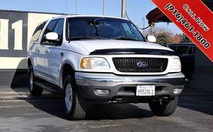 2002 Ford F-150 for Sale in Sacramento, CA