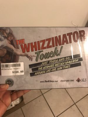 Whizzinator touch for Sale in Pontiac, MI
