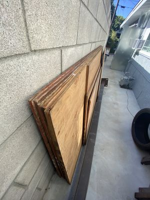 Triply / tri-ply / plywood / wood / building / build / home for Sale in Anaheim, CA