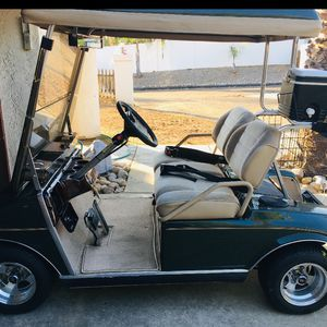 Club Car DS - 48 Volt Golf Cart - Can Be Street Legal for Sale in Lakeside, CA